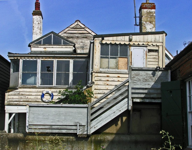 Fisherman's Cottage, Whitstable