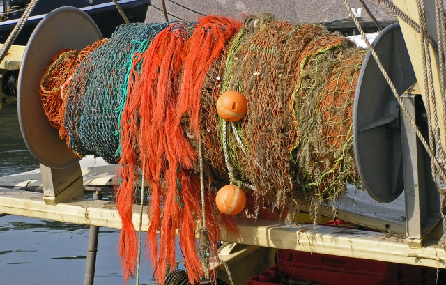 Fishing Nets, Whitstable