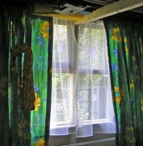 Garden Studio Window July 2013