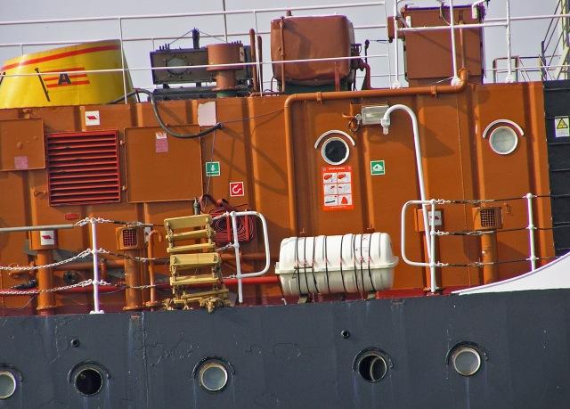 Ginger Ship