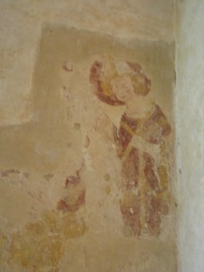 Mediaeval Wall Paintings St Ceneri Sur Gerei