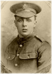 Edwin Shanks: Died near Arras 1918, aged 16/18. Commemorated: Canadian Cemetery Vis-en-Artois, N France