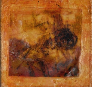 Insect in Amber Encaustic MM on Canvas 25 January 2014_edited-1