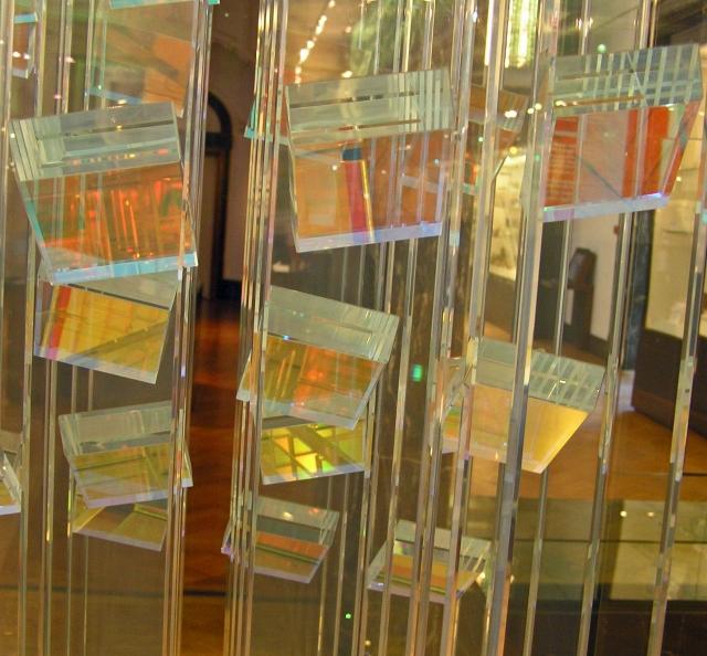 Glass Sculpture, V&A Museum