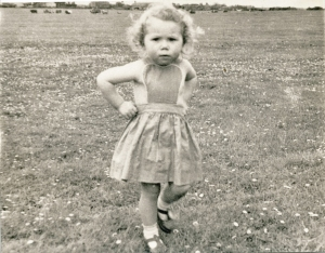 Me, Aged About Three.