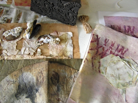 Studio Work Table 5 March 2015