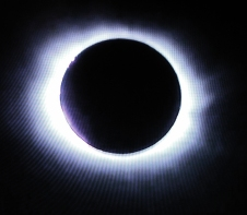 Total Eclipse of the Sun 20 March 2015