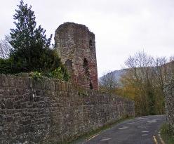 Tretower Castle, Abergavenny