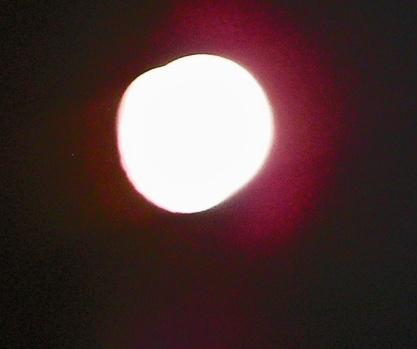 Full Moon August 2015